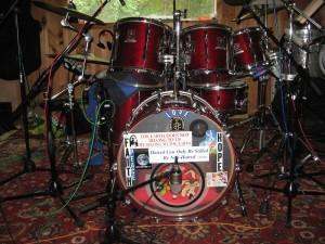 MG-drum-set
